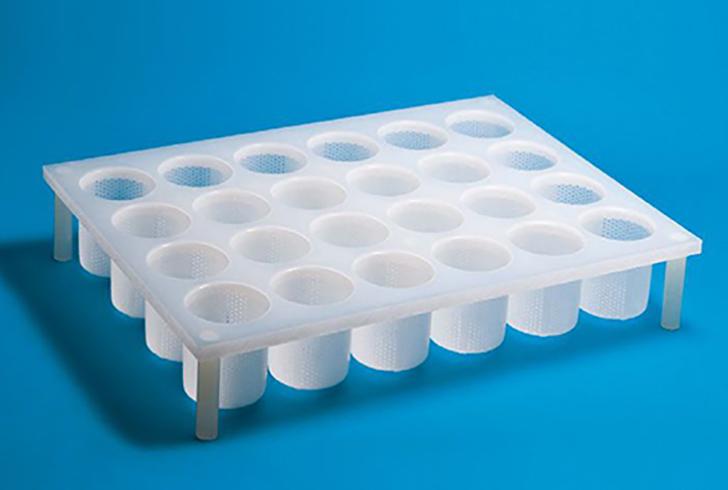 Мультиформа M00133 для сырных форм для мягкого и полутвердого сыров