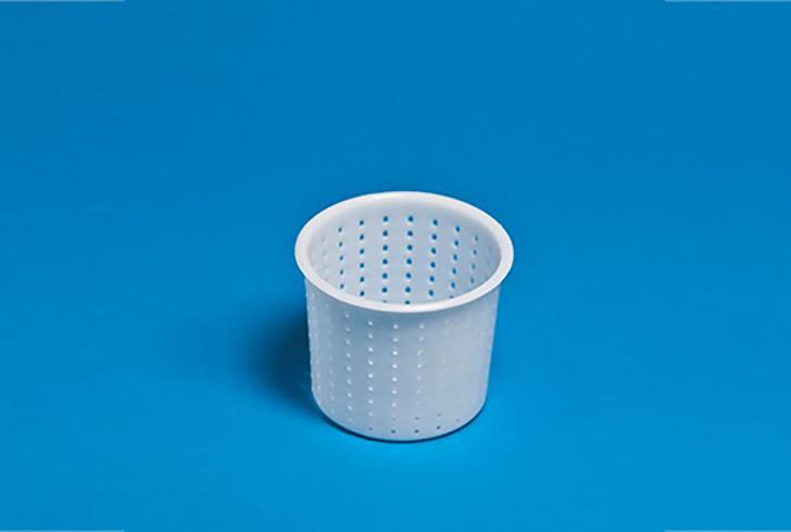 Формы для сыра P417F с Дв=11,3 см, Дн=9,9 см, В=10,3 см, вес 400 гр.