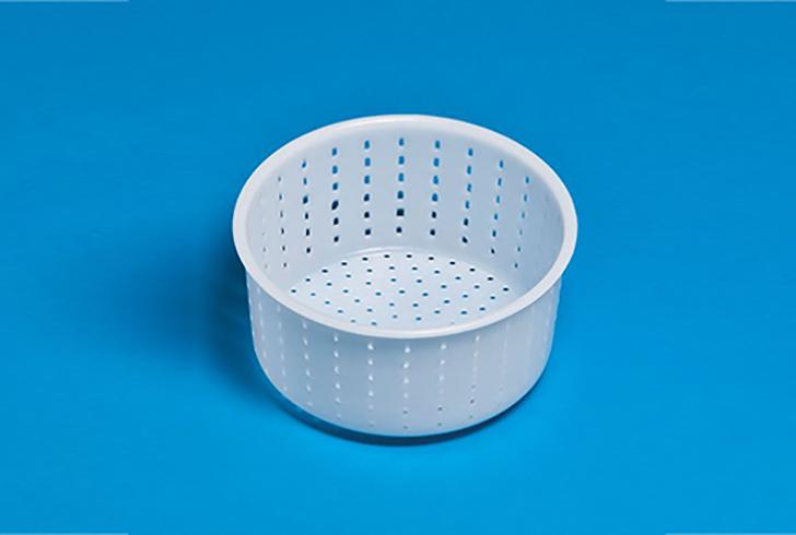 Форма для сыра P45350 с Дв=13 см, Дн=11,5 см, В=7 см, вес 900 гр.