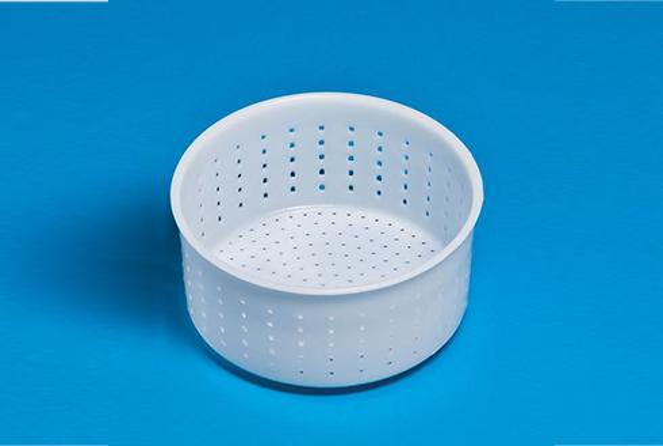 Форма для сыра P45370 с Дв=15 см, Дн=14 см, В=7 см, вес 1200 гр.