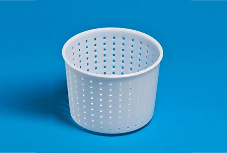 Форма для сыра P55310 с Дв=16 см, Дн=13,5 см, В=12 см, вес 1200 гр.