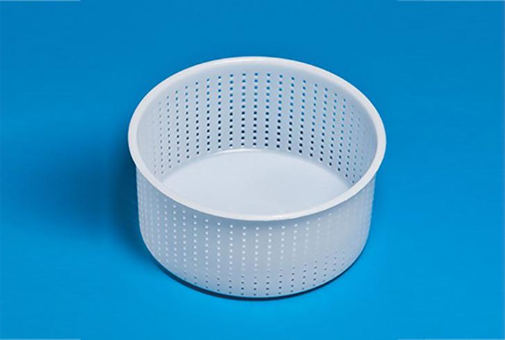 Форма для сыра P55330 с Дв=20 см, Дн=19 см, В=9,7 см, вес 2000 гр.