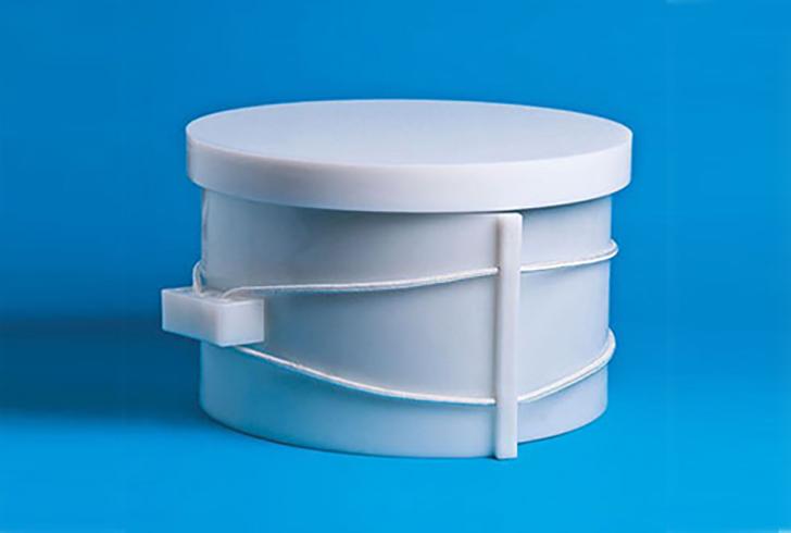 Форма для сыра Грана с прессующим диском P00652