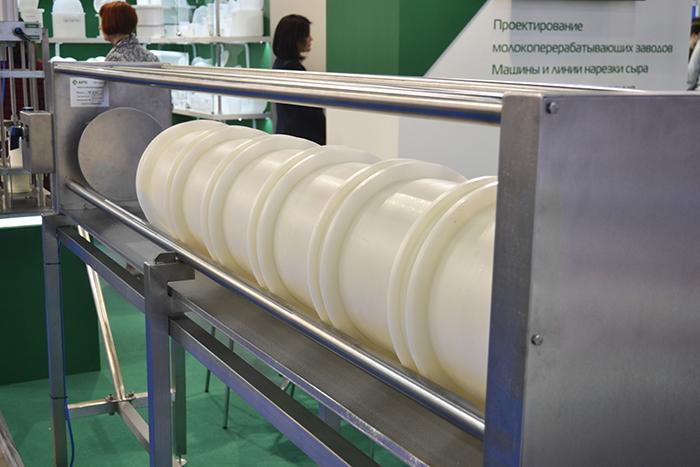 АПС Групп на выставке Молочная и мясная индустрия
