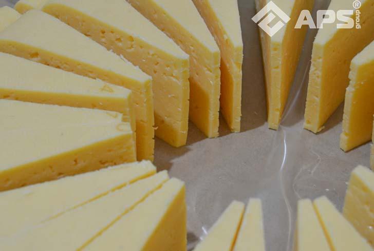 Нарезка сыра на фиксированный вес (200 грамм)