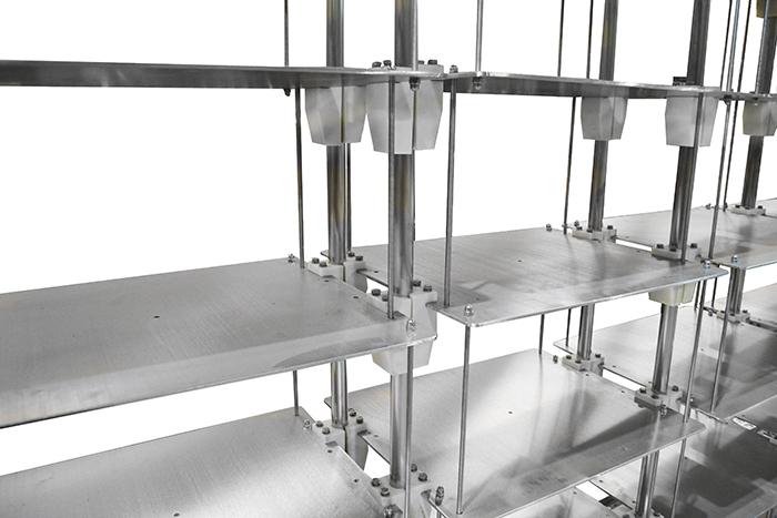 Оборудование для прессования сыра