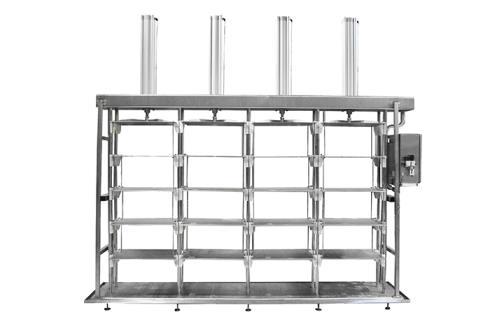 Пресс для сыра с автоматическим пультом управления