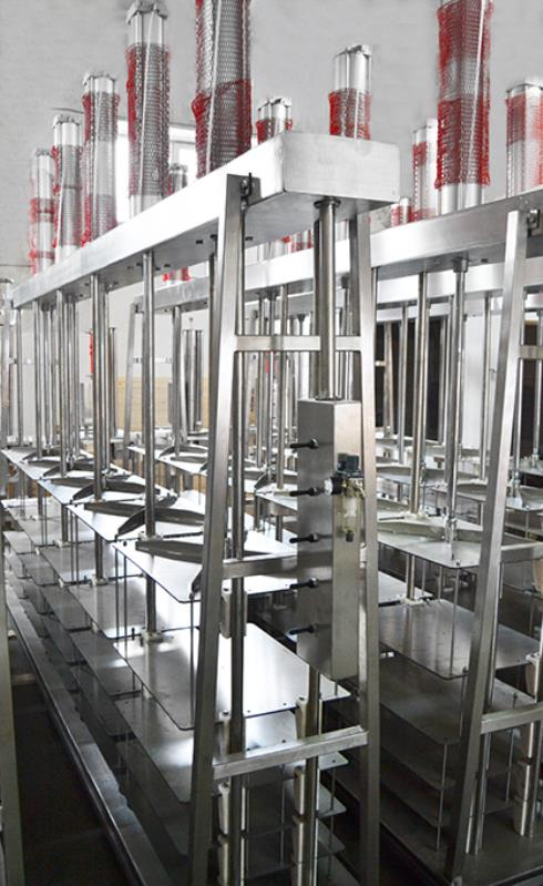 40 units of APS Group cheese-making equipment has arrived in Cuba!