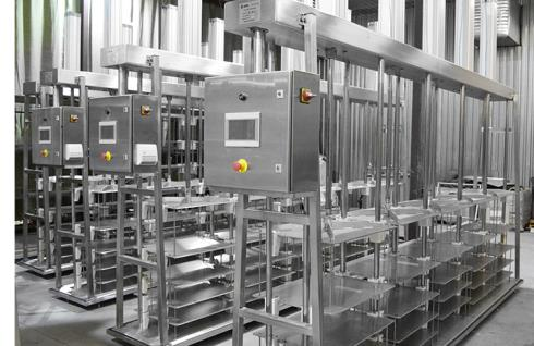 Automation of the pressing section