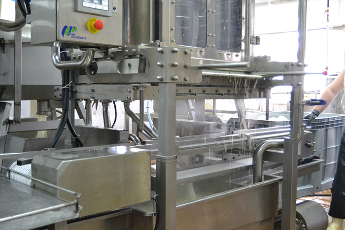Mechanization and automation of the forming  process