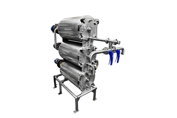 Equipment for butter production