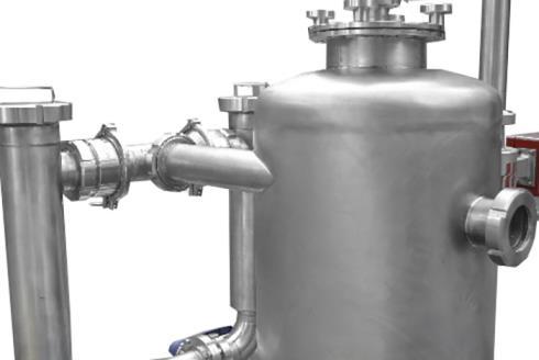 Полуавтоматическая приемка молока в потоке