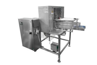Полуавтоматическая сырорезка для брускового сыра