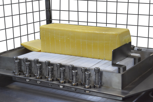 Матрица для нарезки сыра