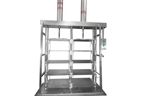 Вертикальный пресс ПС-10