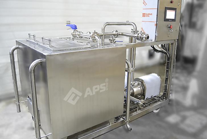 сыродельное оборудование СИП