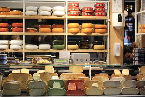 Производство сыра: классификация сыров