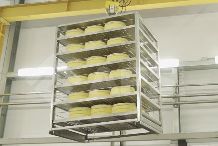 Контейнер для посолки сыра