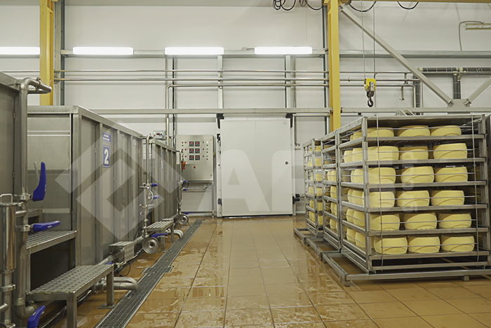 Контейнеры для соления сыра