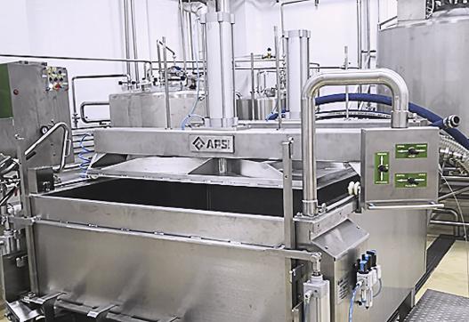 Комплект оборудования для производства сыра 5 тонн молока