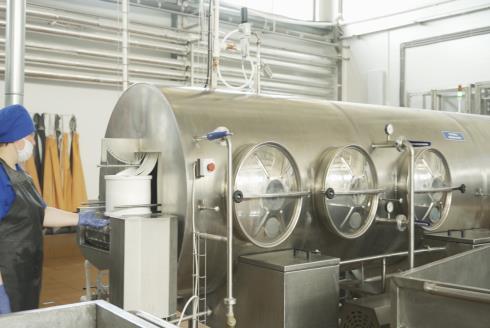 Машина мойки сырных форм: оборудование для производства сыра