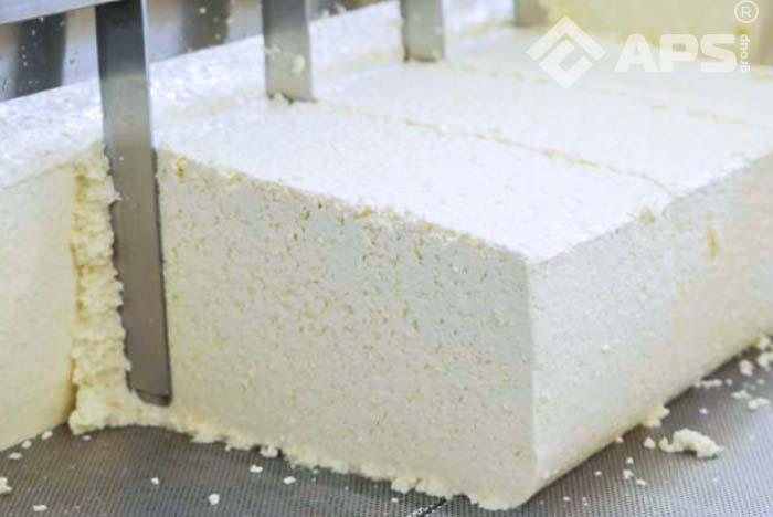 Оборудование для производства сыра: формовочный аппарат для сыра