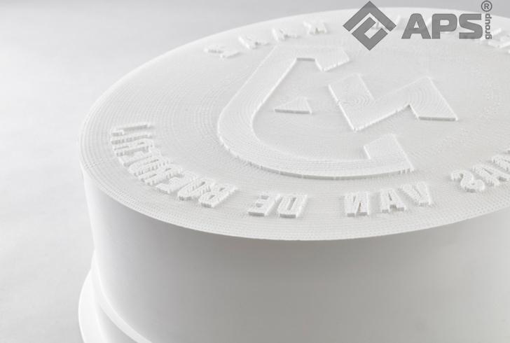 Формы для сыра с логотипом