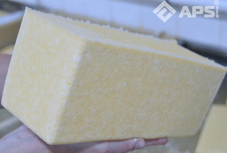 Формы для сыра брус