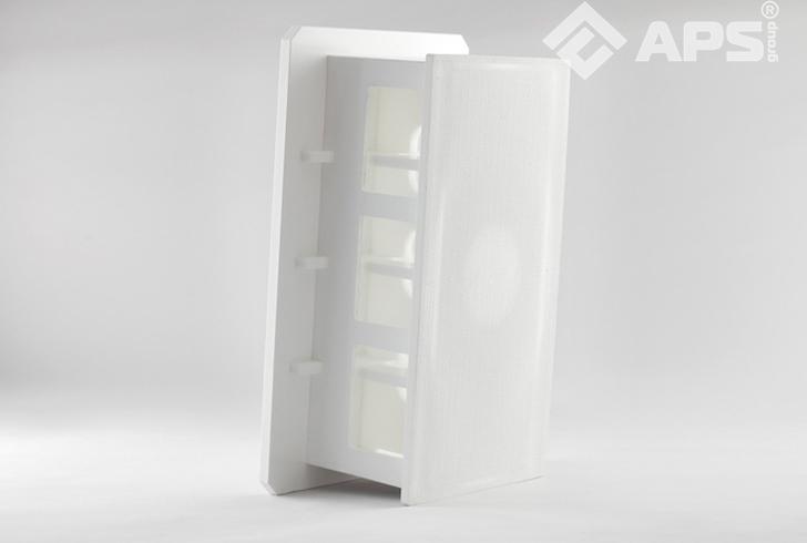 Блок формы для сыра