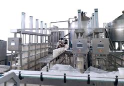 Полуавтоматическая линия производства твердого и полутвердого сыра до 12 тонн